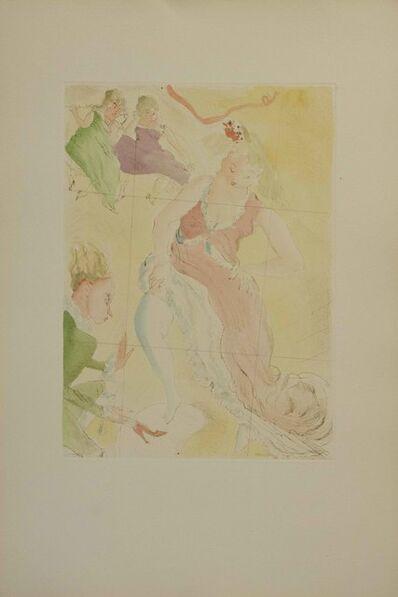 Jules Pascin, 'Cinderella', ca. 1965