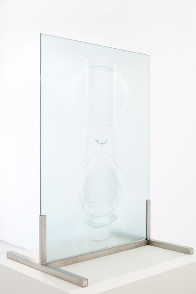 Ignasi Aballí, 'Double Object (Bec Auer/Hourglass)', 2016