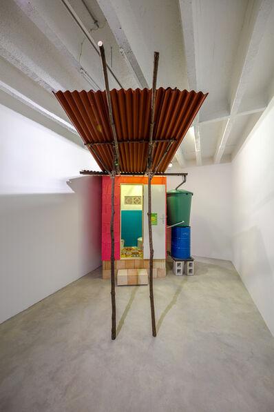 Marjetica Potrc, 'Caracas: Dry Toilet', 2003-2019