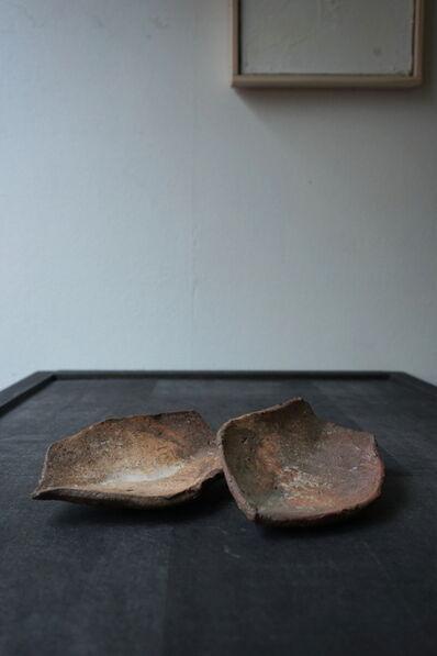 """Shiro Tsujimura, 'Small Dish """"Kabenzara""""'"""