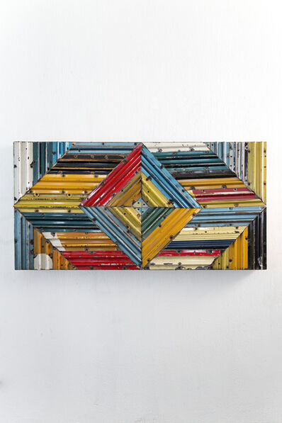 Esvin Alarcón Lam, 'Desplazamiento no. 16', 2017