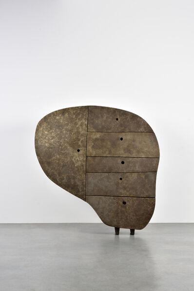 Maarten Baas, 'Close Parity Asymmetric Cabinet', 2016