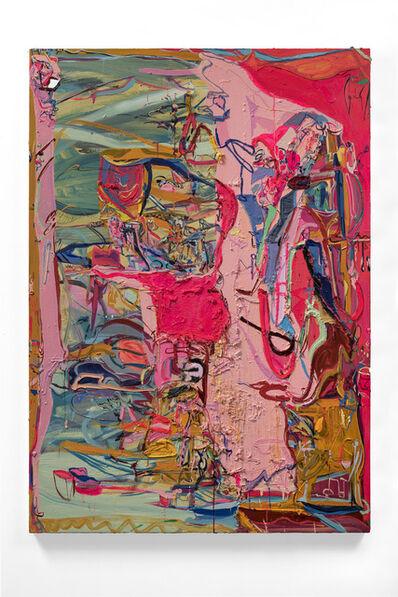 Ali Smith, 'Pink Shakedown', 2019
