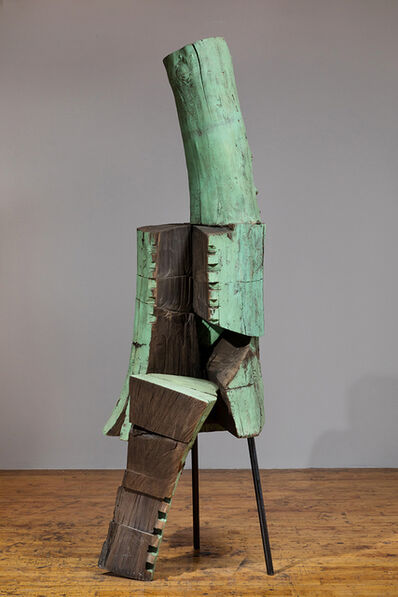 Mel Kendrick, 'Raised Stump', 1991/2018