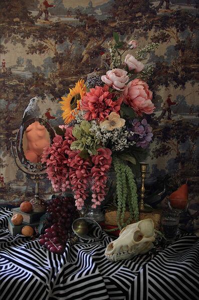 "Aleksandra Stone, '""Still Life with Two Lemons and Twenty-Seven Other Objects""', 2018"