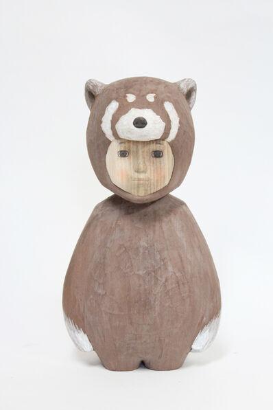 Satoru Koizumi, 'Lesser Panda', 2017
