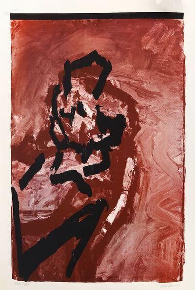 Frank Auerbach, 'Head'