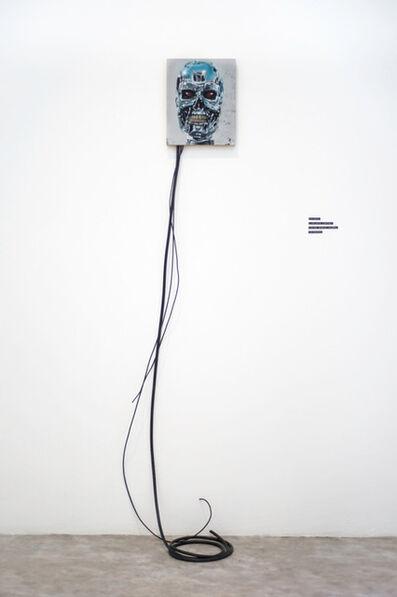 Cristo Contel, 'T-800', 2018