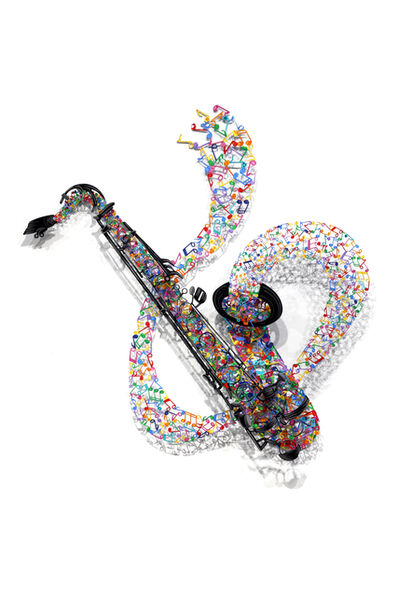 Shay Peled (Tzuki Studio), 'Saxophone'