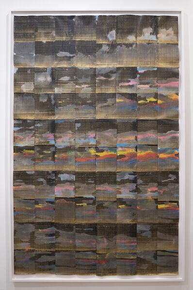 Kevin Francis, 'Untitled (CMYK, RGB gold)', 2018