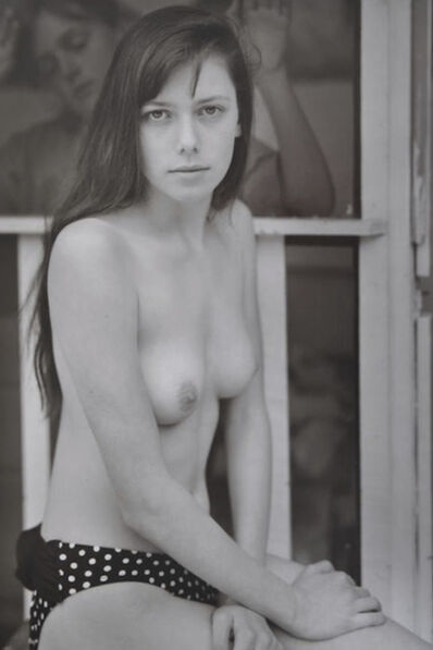 Jock Sturges, 'Alysha and Laurel', 1992