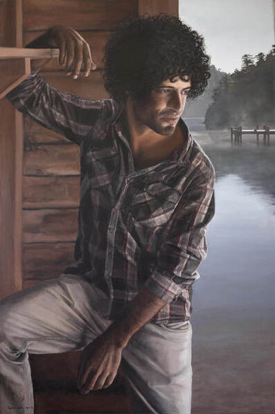 Rebekah Codlin, 'Naveen', 2018