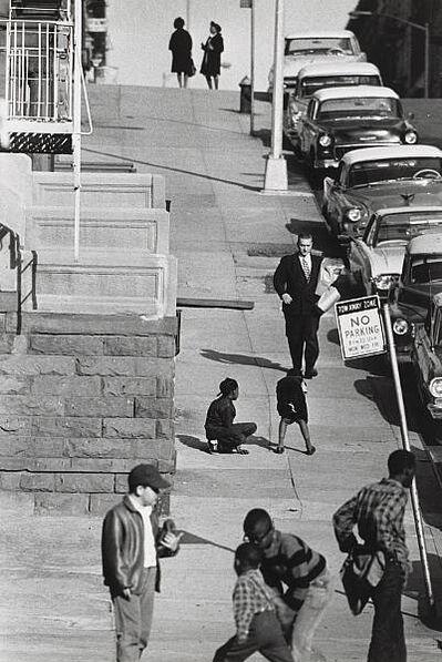 André Kertész, 'Harlem', 1963-1969