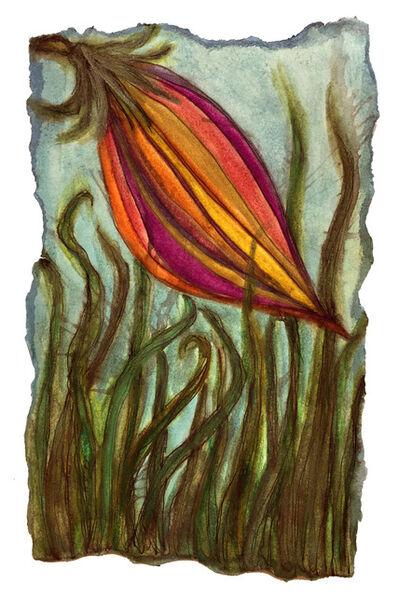 Daria Sandburg, 'Heavy Bloom (bud)', 2018