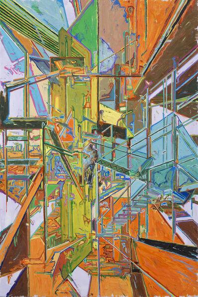 You Jin, 'No Ladder', 2015