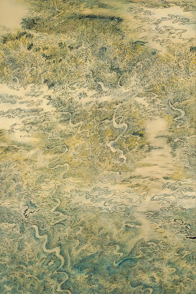 Leung Kui Ting 梁巨廷, 'Landscape and Transformation: Untrammelled Vision No.3', 2016
