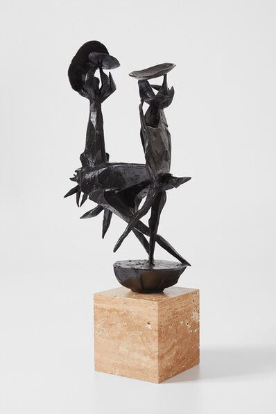 Dimitri Hadzi, 'Centaur with Shields', 1958
