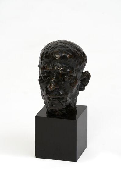 Auguste Rodin, 'Tete d'homme a une seule oreille', 1885 / 1963-1890