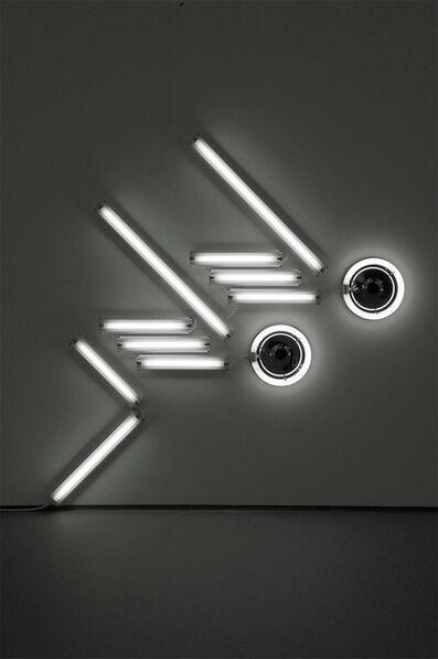 Iván Navarro, 'Nowhere Man III', 2009