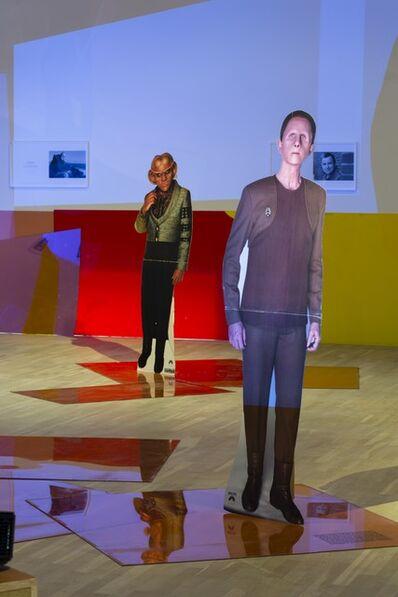 Lutz Bacher, 'Into the Dimensional Corridor', 2014