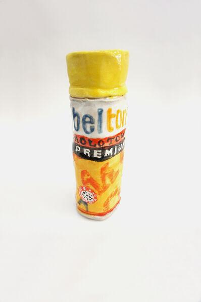 Rose Eken, 'Belton Spray Can (Yellow)', 2015