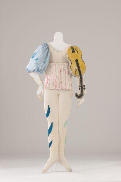 Marc Chagall, 'Costume for a Clown (Aleko Scene II) (Costume pour un clown [Aleko Scène II])', 1942