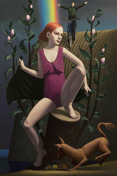 John Tarahteeff, 'Spring (The Ruts)'