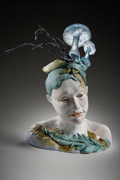 Crista Matteson, 'Mushroom Head', 2017