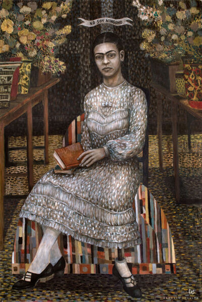 Rodger Schultz, 'The Last Thought of Frida Kahlo '