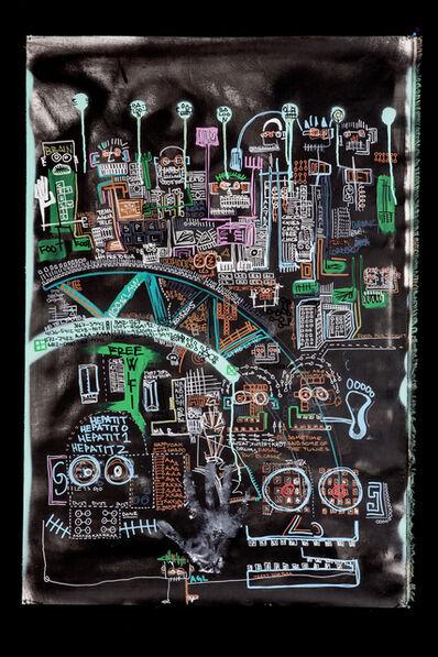 Kapoth, 'Favela Skyline', 2015