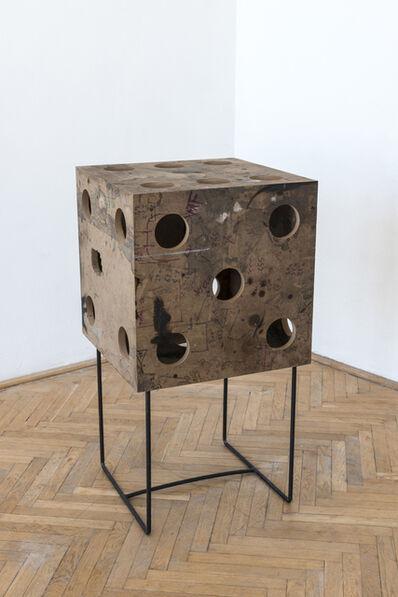 Florian Auer, 'untitled (Dice)', 2017
