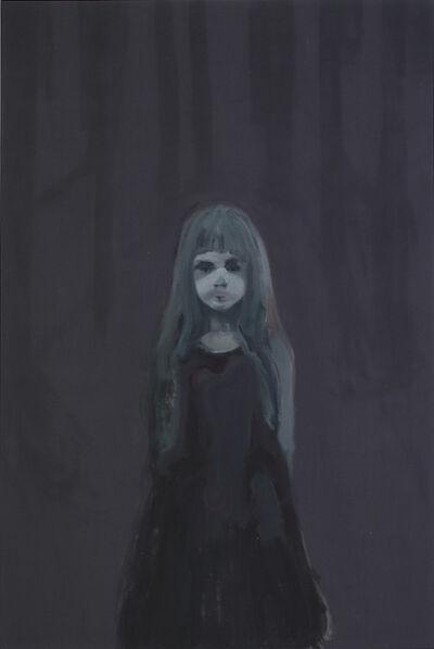 Nebojša Despotović, 'Girl in the forest', 2011