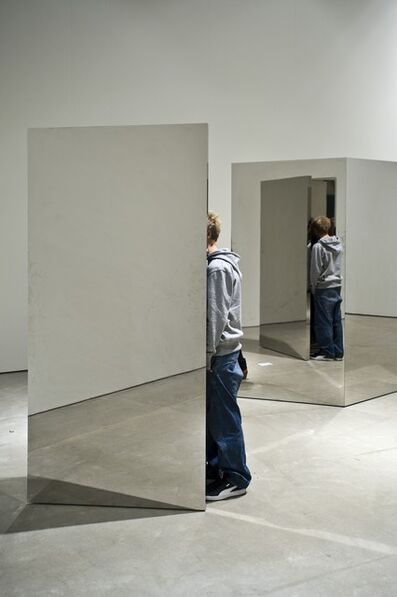 Jeppe Hein, 'Mirror Angle 30 60 120', 2009