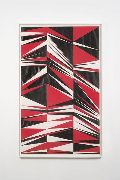Yuval Pudik, 'Tears No. 90 (INXS, Bitter Tears)', 2014