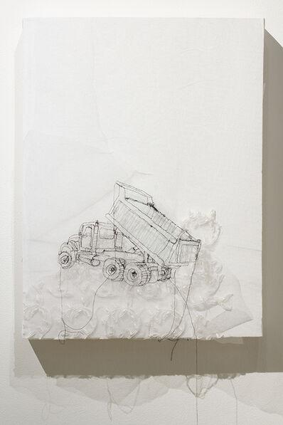 Jannick Deslauriers, 'Camion à benne', 2015
