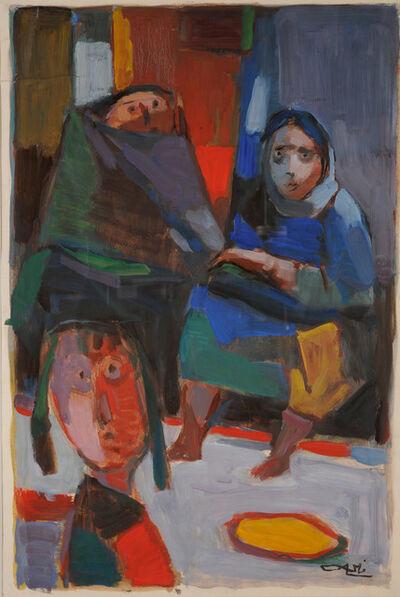 Faiq Hassan, 'Family', n.d.