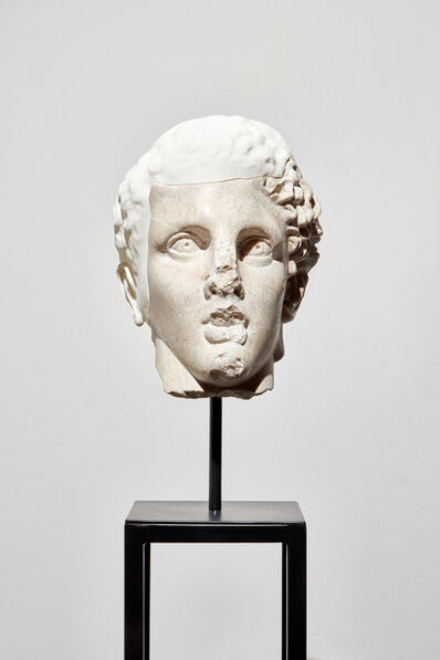 Egor Kraft, 'CAS_07 Colossal head of Hercules', 2018