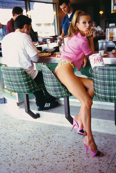 Arthur Elgort, 'Kate Moss in Los Angeles, CA, Vogue', 1995