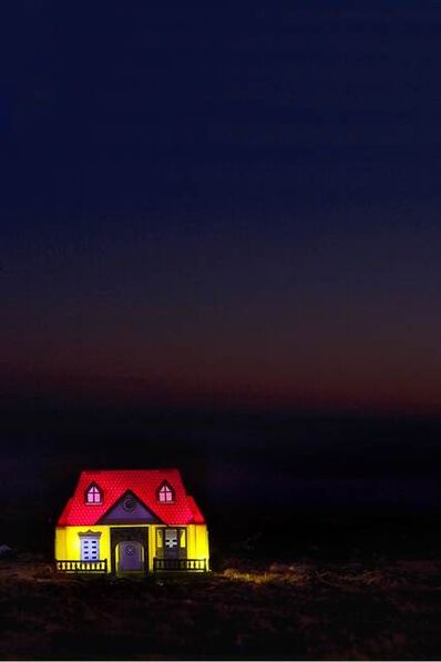 Elisa Von Brockdorff, 'Plastic Dreams - Good night (Yellow)', 2011