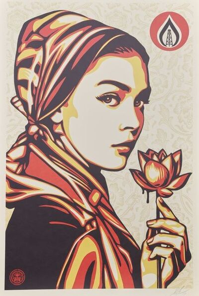 Shepard Fairey, 'Natural Spring', 2016