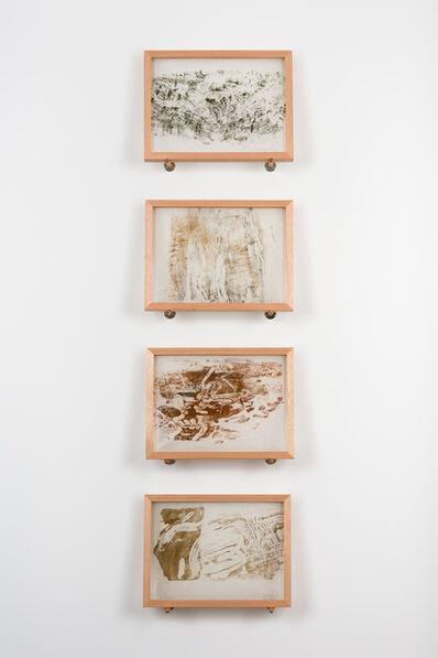 John Wolseley, 'Longicorn Beetle engravings', 2019