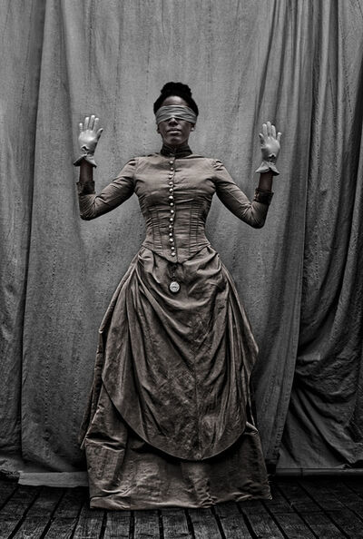 Ayana V. Jackson, 'He Who is as if Death Were Not', 2016
