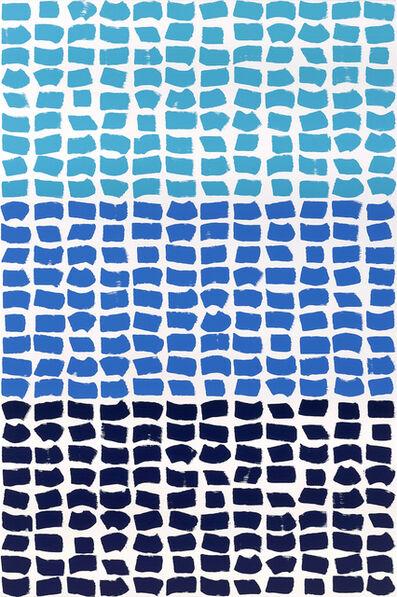 Jacob Ouillette, 'Blue Transitions', 2018