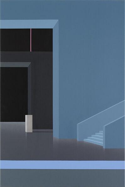 Ben Willikens, 'Raum 1015, Nacht-Cut', 2014