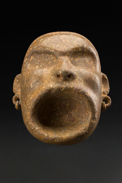 Unknown Artist, 'Mayan mask', 250 BCE-600 BCE