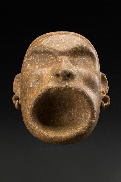 Unknown Artist, 'Mayan mask', 250 BCE-600 BCE