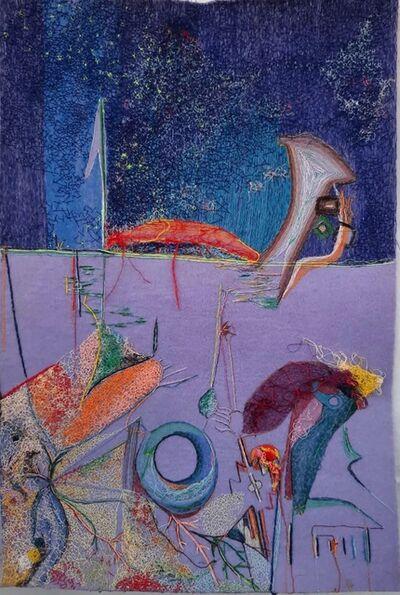 Lula Motra, 'Spring Night', 2021