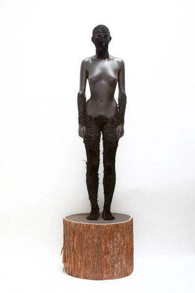 Aron Demetz, 'Advanced Minorities', 2015
