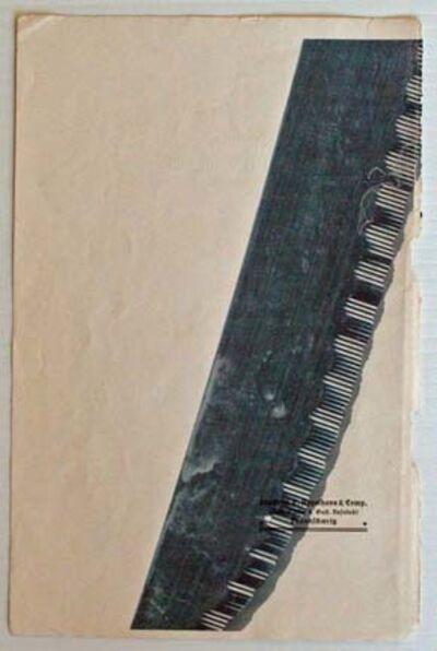 Guyton Walker, 'Untitled (Knife)', 2004