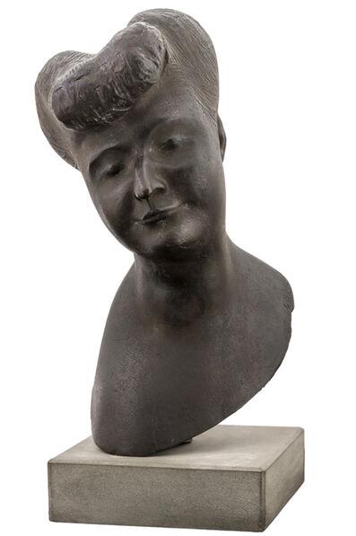 Emilio Greco, 'Testa di donna', 1952